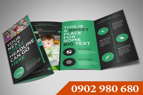 tìm hiểu về in brochure