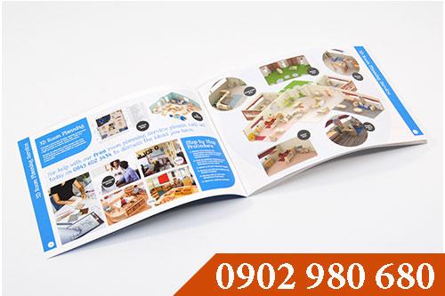 in catalogue là công cụ giúp khách hàng hiểu về doanh nghiệp
