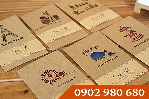 in túi giấy kraft đẹp tại in ấn kalapress