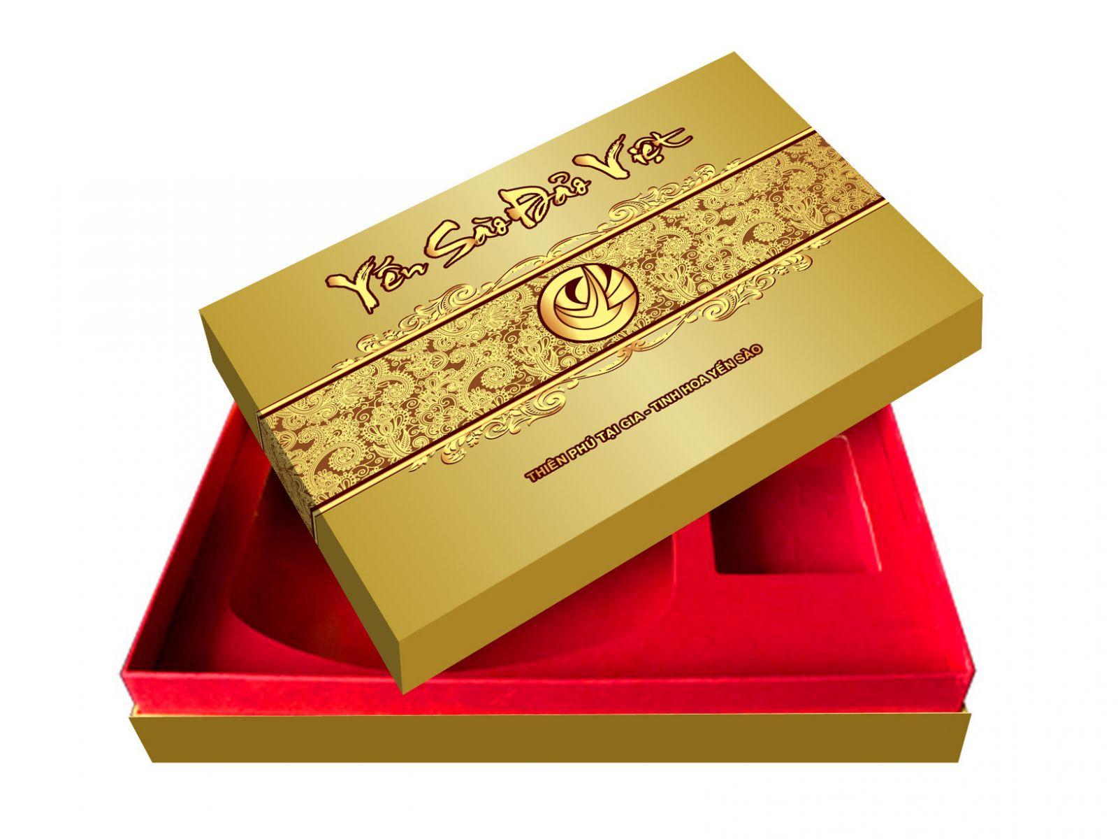 in hộp quà tặng cao cấp tại TPHCM