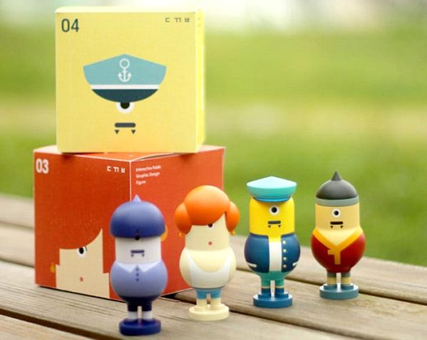 Tiếc lộ 4 kiểu in hộp giấy đựng đồ chơi 2017 - 2018 2