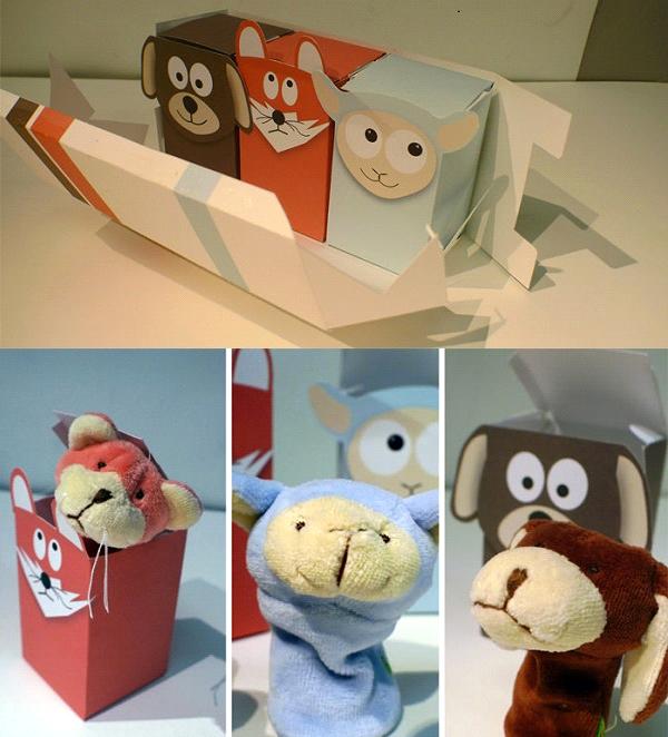 Tiếc lộ 4 kiểu in hộp giấy đựng đồ chơi 2017 - 2018 3