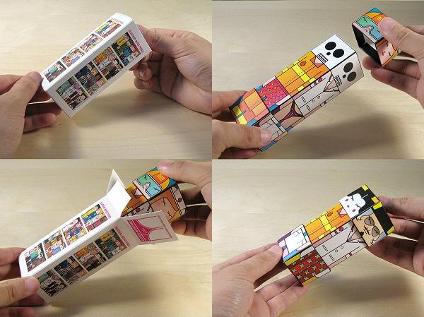 Tiếc lộ 4 kiểu in hộp giấy đựng đồ chơi 2017 - 2018 4