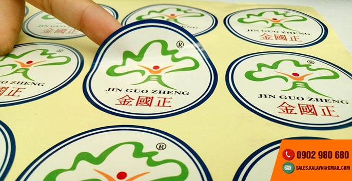 Kala là nơi in decal giấy giá rẻ tại Bình Thạnh