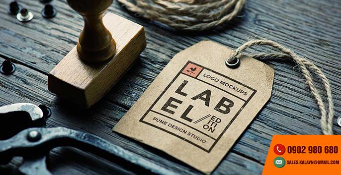 Công ty KALA chuyên in tem nhãn số lượng ít