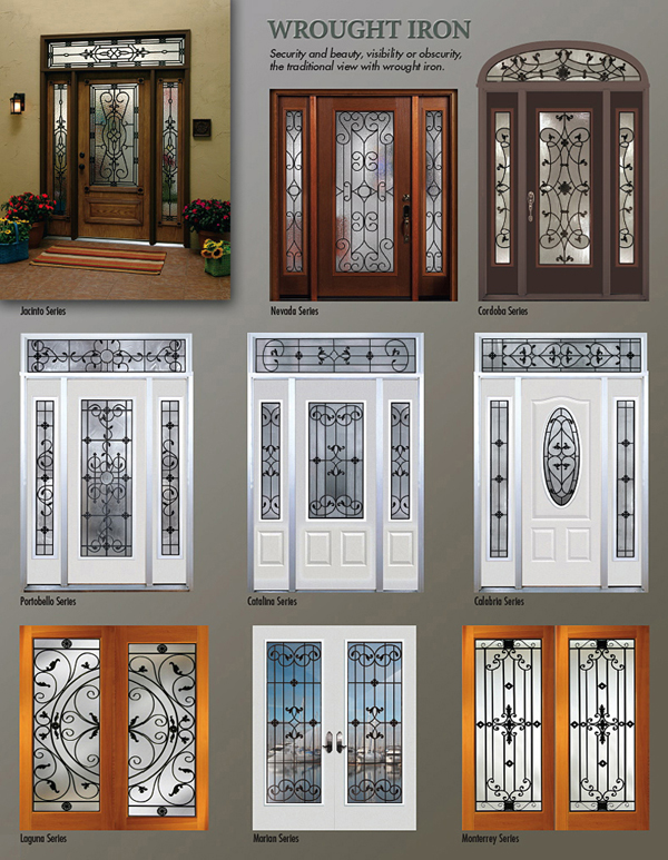 Catalogue mẫu cửa sắt đẹp, thích hợp các ngôi nhà thành thị