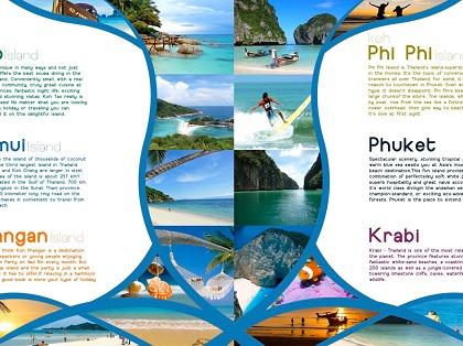 Mẫu catalogue du lịch 1