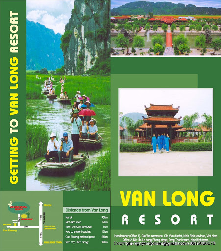 Mẫu catalogue du lịch về Việt Nam 2