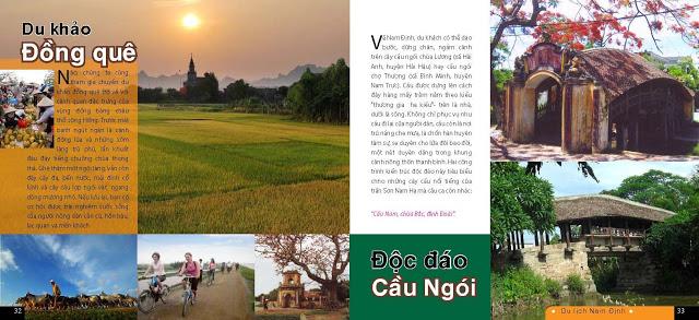 Mẫu catalogue du lịch về Việt Nam 3