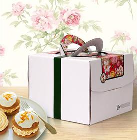 In hộp đựng bánh kem, bánh sinh nhật
