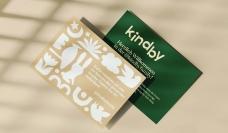 Thiết kế bao bì Kindby Rebrand