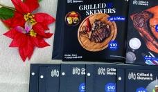 In menu đẹp, giá rẻ, số lượng ít tại tphcm