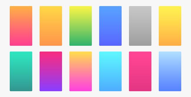 TOP 5 xu hướng màu Gradient sáng tạo ấn tượng 2020 1