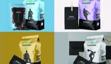 Thiết kế và In túi đựng cà phê van 1 chiều Bonmano