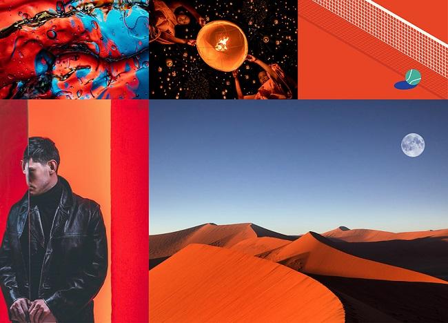 Shutterstoc công bố xu hướng màu sắc in ấn 2020 H1