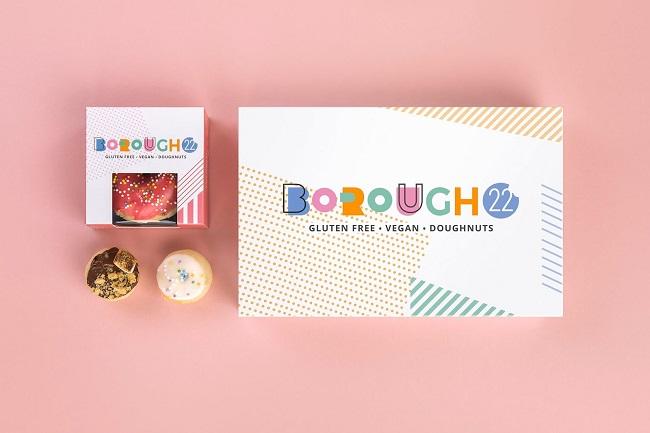 Bộ nhận diện thương hiệu vui nhộn của tiệm bánh Borough22 1