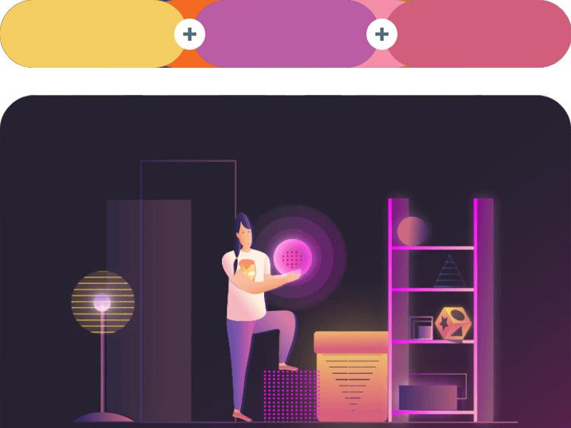 6 Nguyên tắc phối màu trong thiết kế thông dụng nhất 17 | KALAPRESS.VN