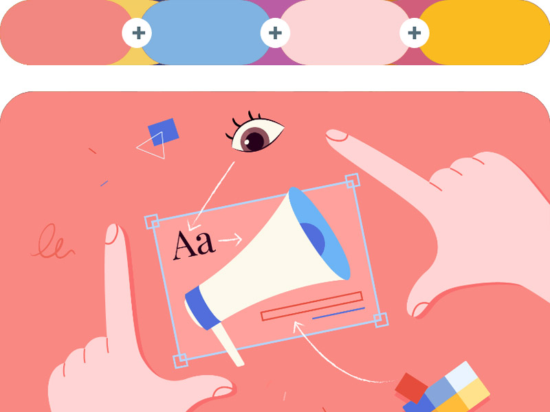 6 Nguyên tắc phối màu trong thiết kế thông dụng nhất 19 | KALAPRESS.VN