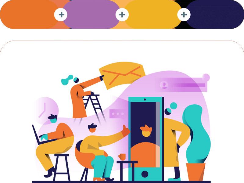 6 Nguyên tắc phối màu trong thiết kế thông dụng nhấ 21 | KALAPRESS.VN