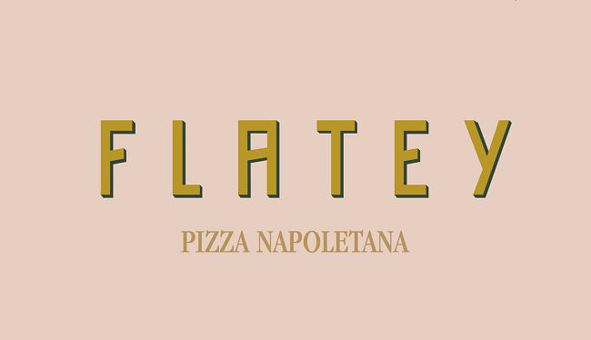 Cảm hứng từ bộ nhận diện thương hiệu Pizza Flatey 4