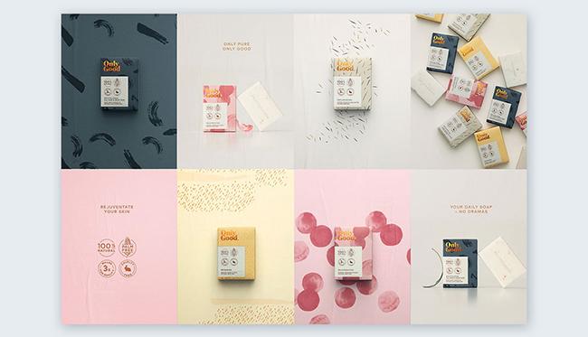 Chia sẻ ứng dụng màu Pastel vào thiết kế bao bì sản phẩm 3