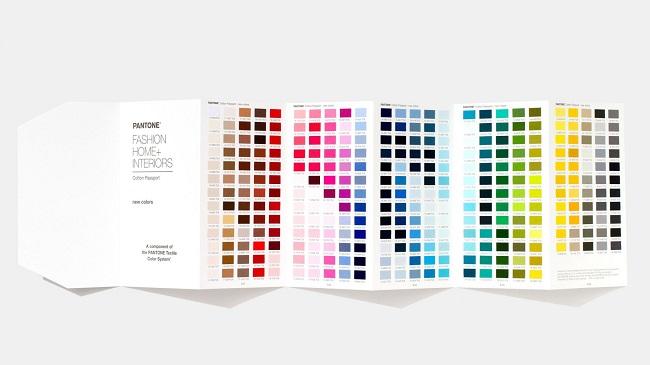 Giới thiệu bảng màu mới theo xu hướng thiết kế của Pantone 1