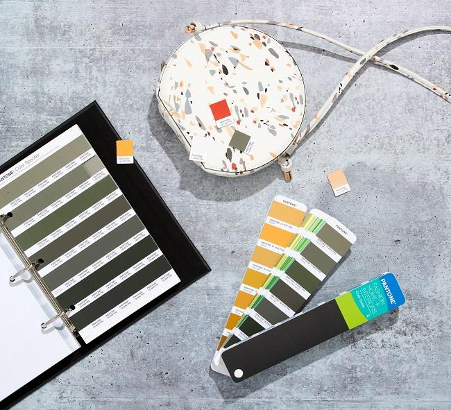 Giới thiệu bảng màu mới theo xu hướng thiết kế của Pantone 4