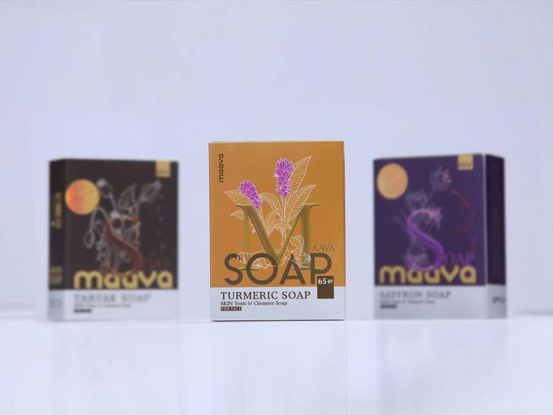 Hộp giấy xà phòng thảo dược Mava 05 | KALAPRESS.VN