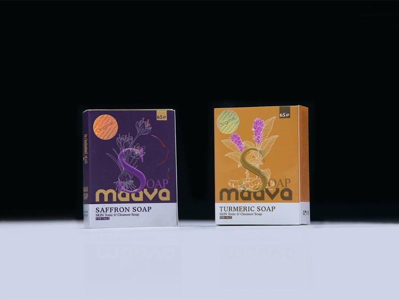 Hộp giấy xà phòng thảo dược Mava 08 | KALAPRESS.VN