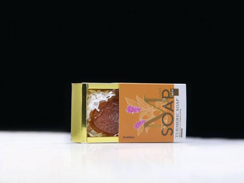 Hộp giấy xà phòng thảo dược Mava 10 | KALAPRESS.VN