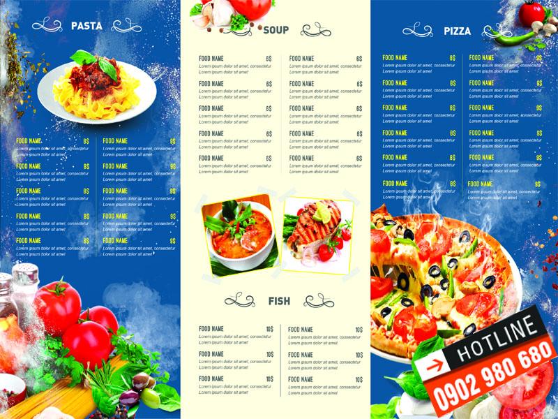 In menu nhựa giá rẻ TPHCM 09 | KALAPRESS.COM