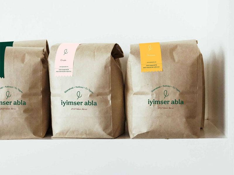 Iyimser Abla - Mẫu tem nhãn đậm chất truyền thống, tự nhiên 08 | KALAPRESS.VN