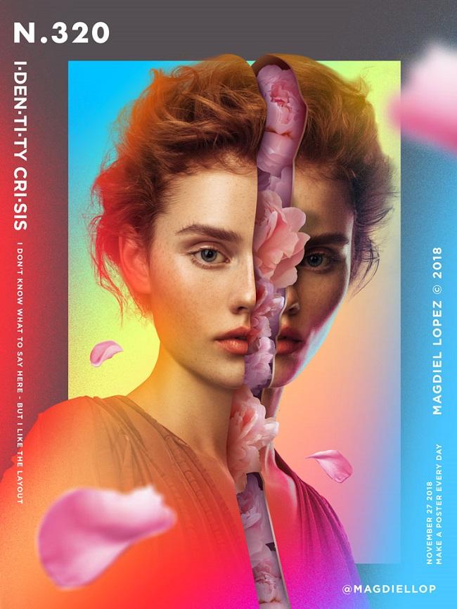 Khám phá những ý tưởng thiết kế Poster độc đáo cho năm 2020 5