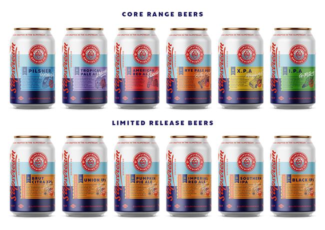 Khi thương hiệu bia truyền thông bằng thiết kế bao bì vỏ lon 4