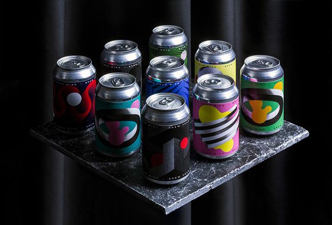 Khi thương hiệu bia truyền thông bằng thiết kế bao bì vỏ lon 5
