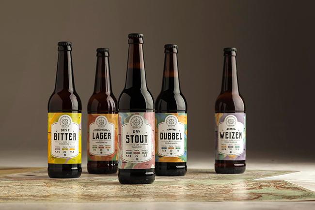 Khi thương hiệu bia truyền thông bằng thiết kế bao bì vỏ lon 7