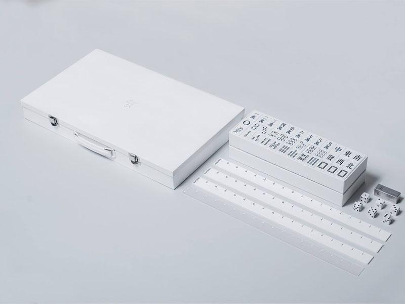 Mẫu thiết kế bao bì sản phẩm mạt chược Machill 04 | KALAPRESS.VN
