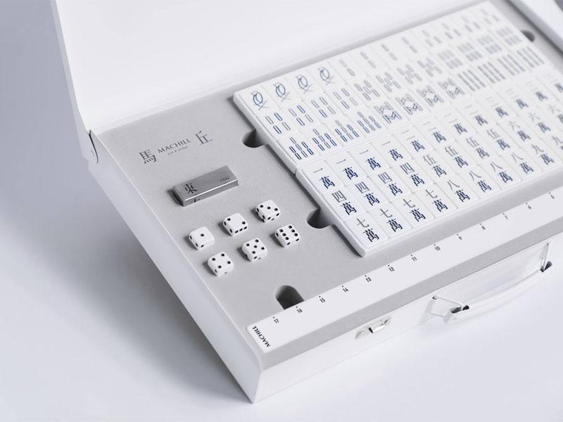Mẫu thiết kế bao bì sản phẩm mạt chược Machill 10| KALAPRESS.VN