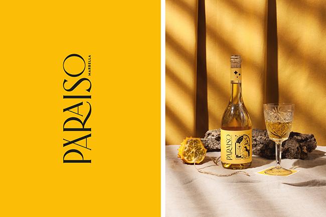 Mẫu thiết kế bao bì vỏ chai rượu đậm chất thi thơ 2