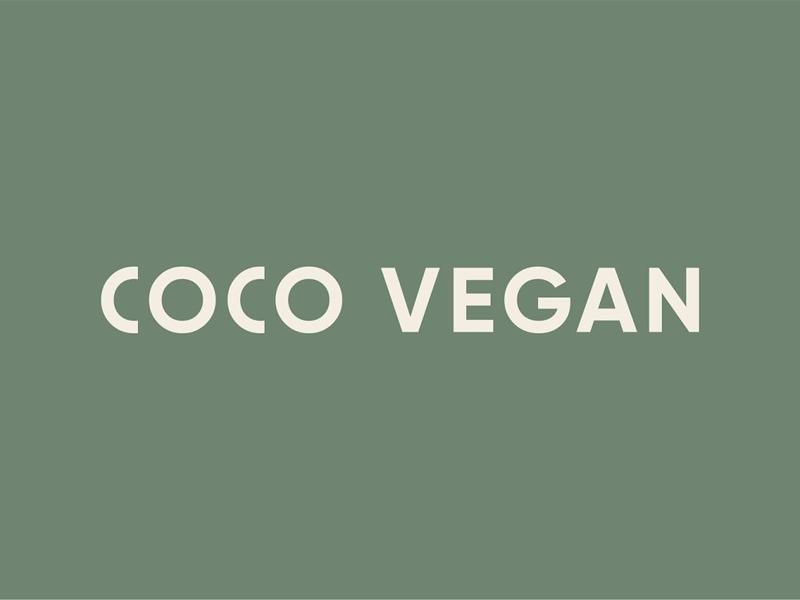 Mẫu thiết kế và in tem nhãn sản phẩm Coco Vegan 01   KALAPRESS.VN