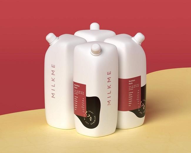 Những mẫu thiết kế bao bì vỏ chai đẹp 3
