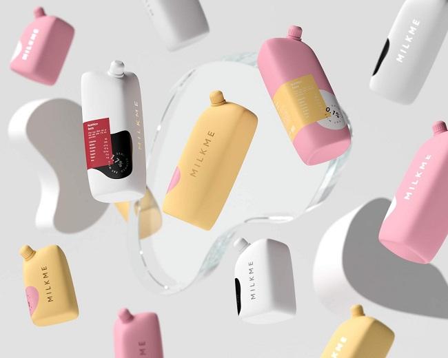 Những mẫu thiết kế bao bì vỏ chai đẹp 4