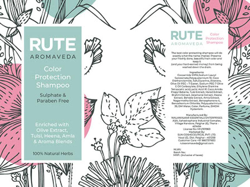 Ruth Aromaveda - Dòng Sản Phẩm Dưỡng Tóc Từ Thiên Nhiên 02   KALAPRESS.VN