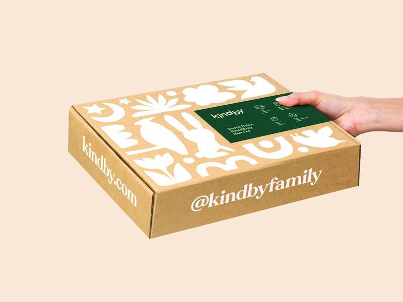 Thiết kế bao bì Kindby Rebrand 04
