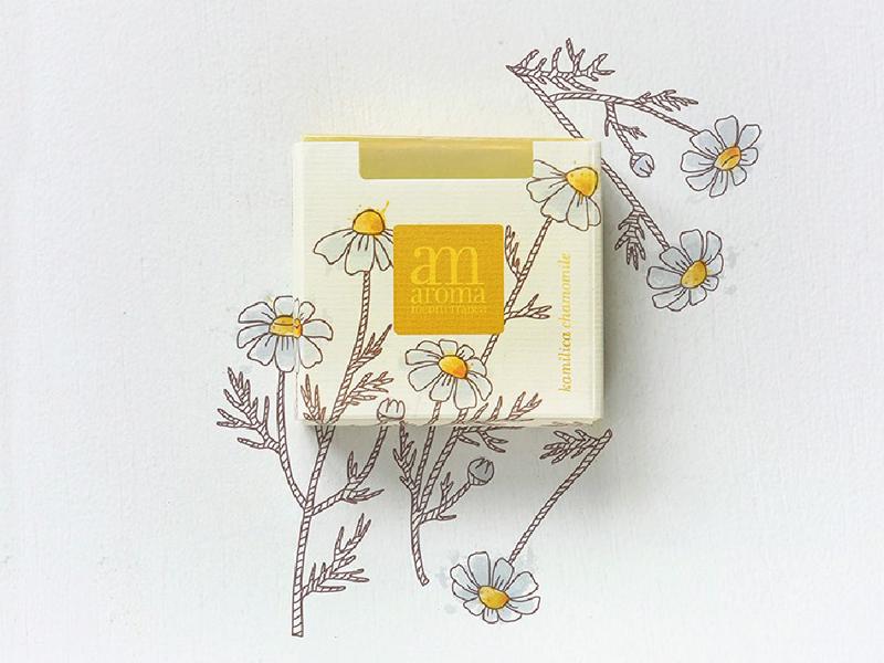 Mẫu thiết kế bao bì giấy xà phòng Aroma Mediterranea 12 | KALAPRESS.VN