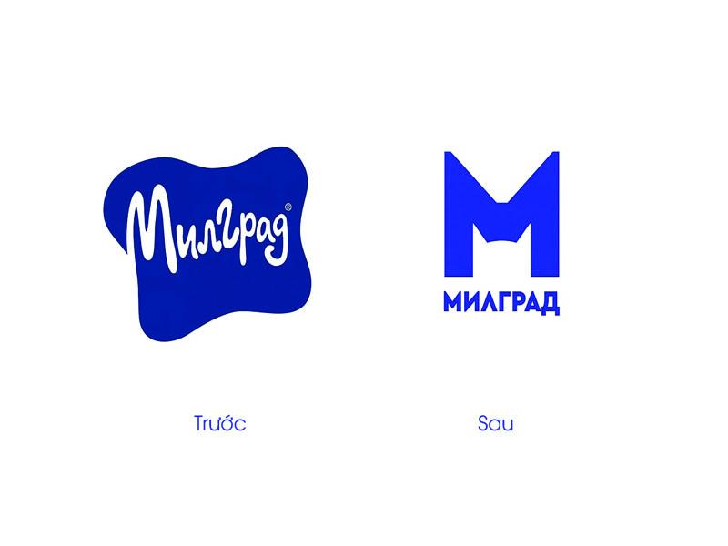 Thiết kế và in hộp giấy đựng sữa tươi Milgrad 02 | KALAPRESS.VN