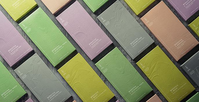 Cách sử dụng màu đất trong thiết kế in ấn 3 - KALAPRESS.VN