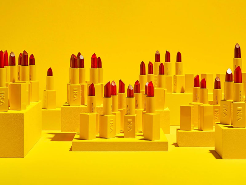 Hộp Đựng Son Môi IKA Beauty 05 | Công Ty In Ấn KALAPRESS