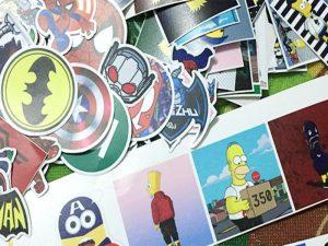 In KALA: Nhận In Sticker Lẻ, Sticker Dán, Sticker Logo Giá Rẻ Tại TPHCM