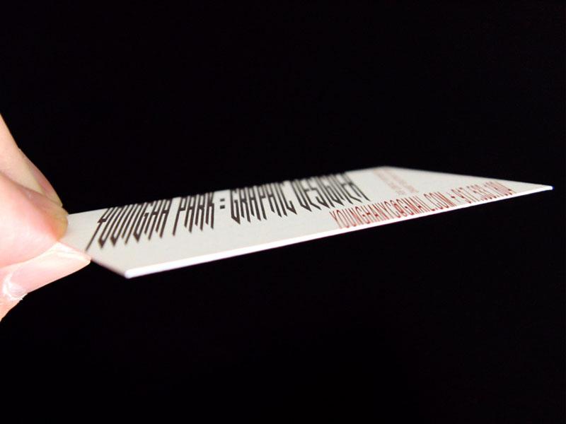 Kích Thước Name Card Chuẩn Trong Đơn Vị cm, mm, inch 06 | IN KALA